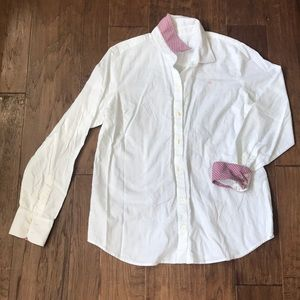 Vineyard Vines Hidden Whale Collared Shirt